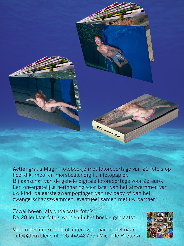 onderwater zwembaden