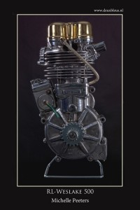 Auto's, motorcycles, engines