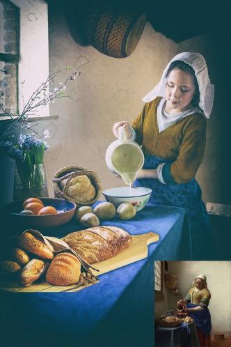 17e eeuws portret