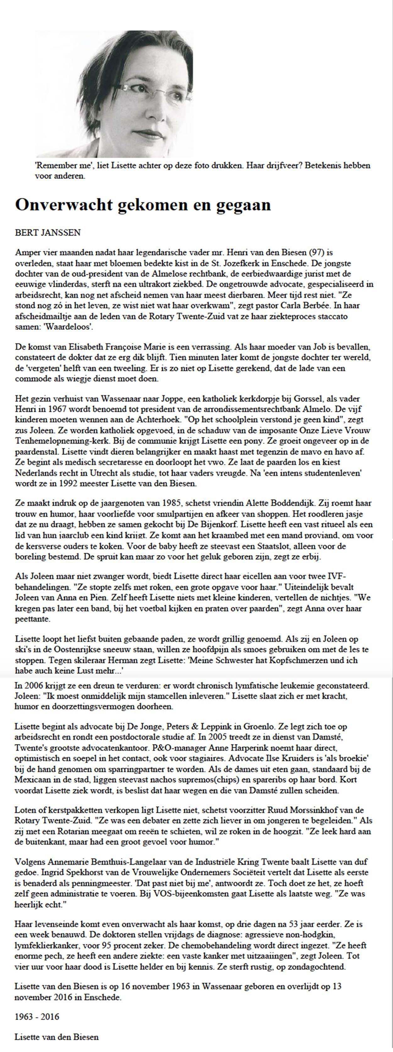 krantenartikel-lisette-vanden-biesen