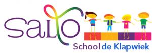 logo Basischool De Klapwiek